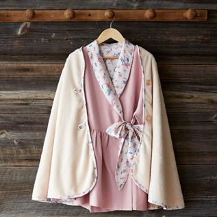 3Way Blanket (蝶と薔薇)